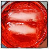 Instagram user eggzmcgeez found the equality symbol in a refreshing adult beverage. Source: Instagram user eggzmcgeez
