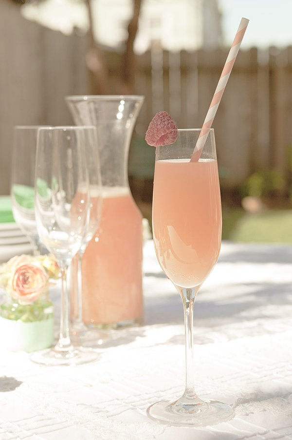 Grapefruit Spritzers