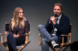 Dax Shepard and Kristen Bell shared the stage at an Apple Store event in NYC in July 2012.