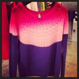 Ombré knits from Shae New York.