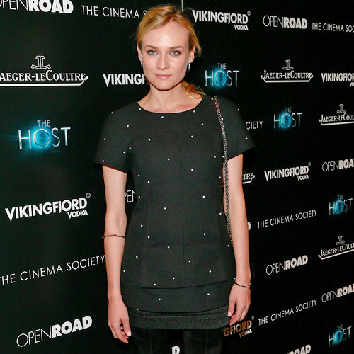 Diane Kruger at The Host Premiere in NYC