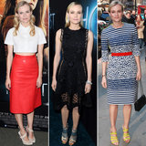Diane Kruger Supplies Endless Style Fodder While Promoting The Host