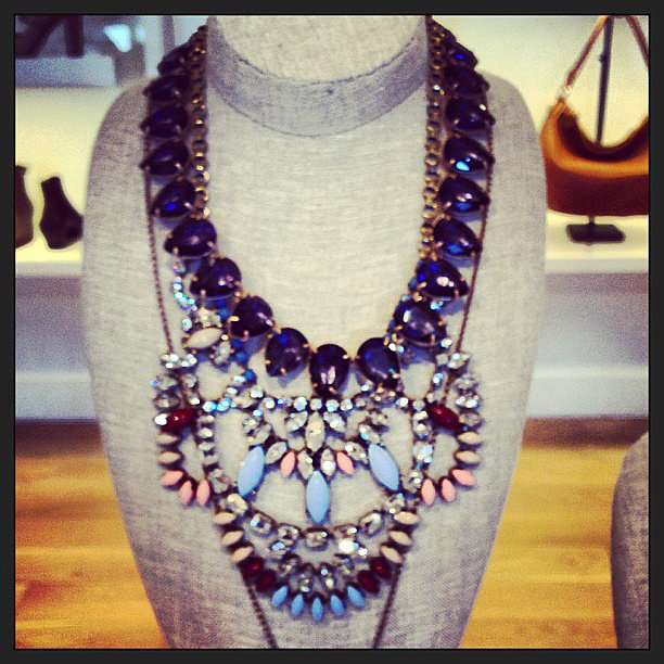 J.Crew is stepping up their jewelry game for Fall.