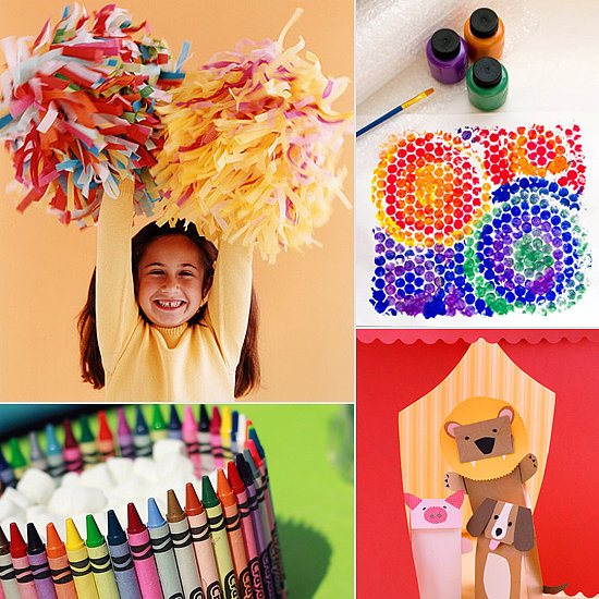 33 Eco-Friendly Crafts For Kids