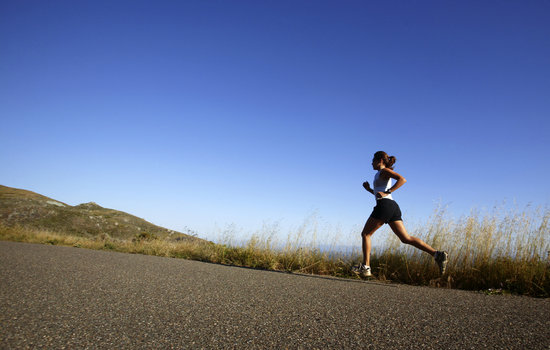 how to run without running out of breath