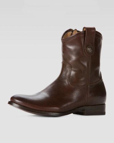 Frye Melissa Short Boot