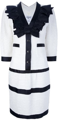 Chanel Vintage skirt and blazer suit