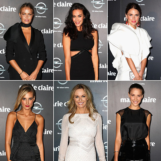 Lara, Megan, Jodi and More Celebrate the Prix de Marie Claire Awards in Sydney
