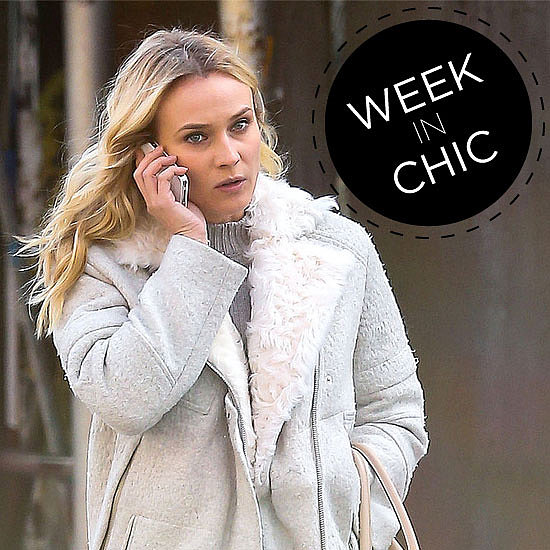 Style Stalking Diane Kruger's Week in Chic: Day by Day!