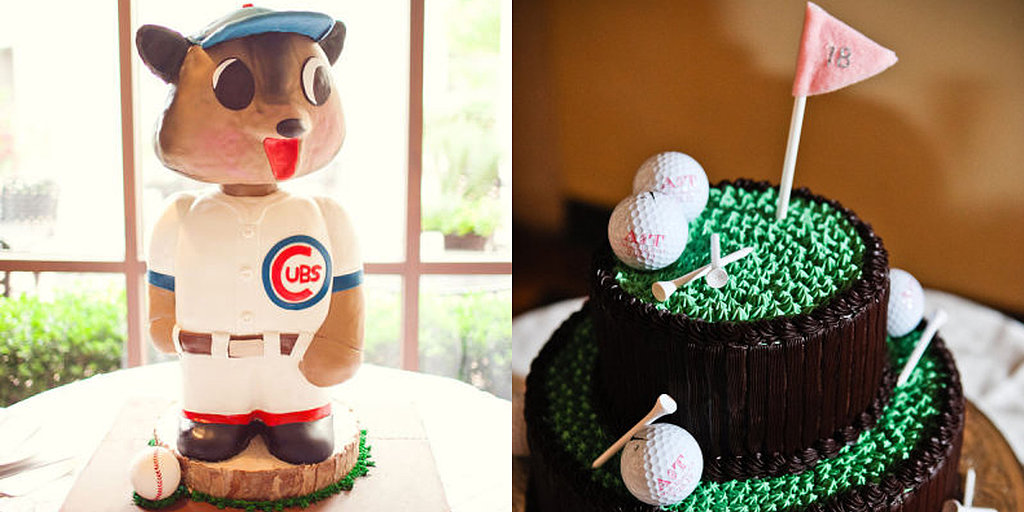 15 Fun but Classy Cakes For Grooms