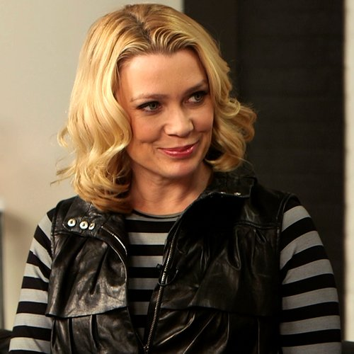 Laurie Holden The Walking Dead Finale Interview | Video