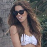 Kate Beckinsale Vacations For Spring Break | Video