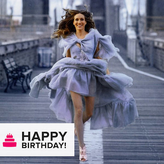 """The celebrity birthdays kept coming as we wished a """"happy birthday"""" to style icon Sarah Jessica Parker."""