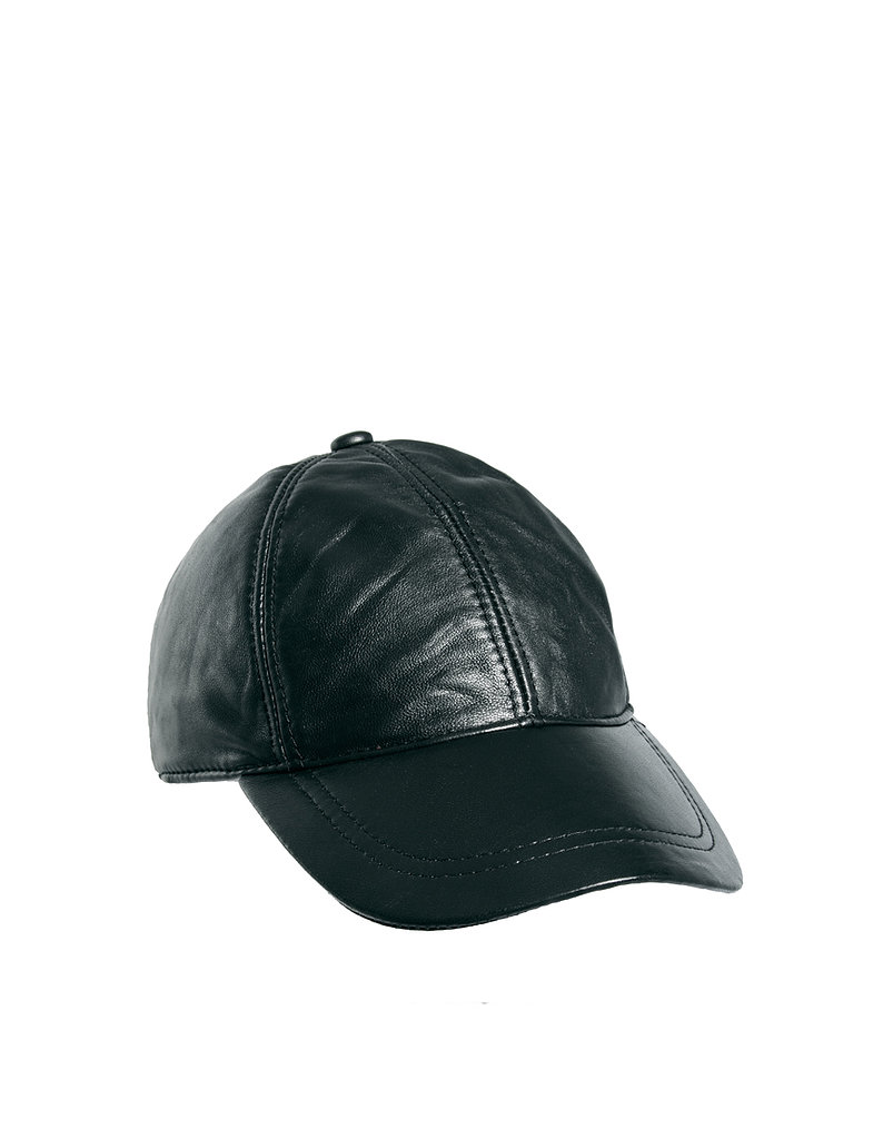 What is there to say about this leather ASOS cap ($40)? It's everything we could ever want and more!