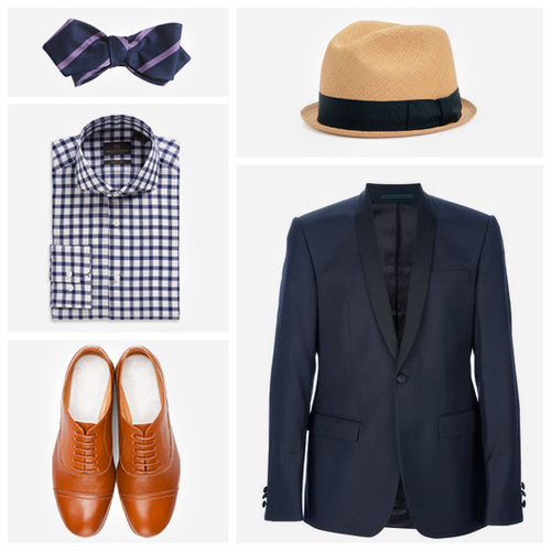 Men's Spring Wedding Dressing Tips | Shopping