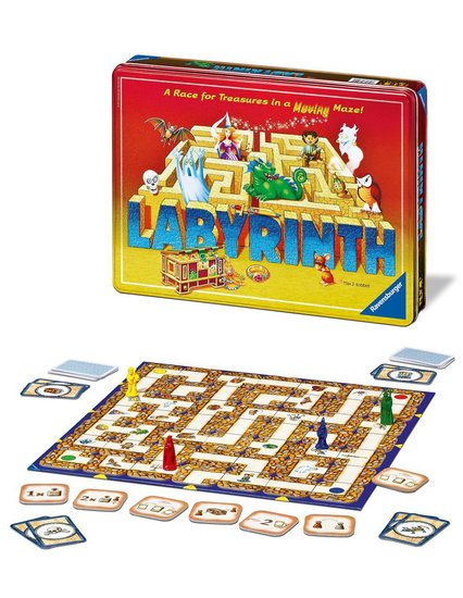 Labyrinth (Ages 8+)