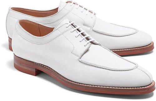 Peal & Co.® White Algonquin Nubucks