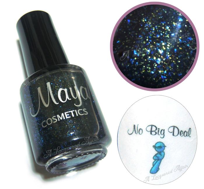 Maya Cosmetics No Big Deal