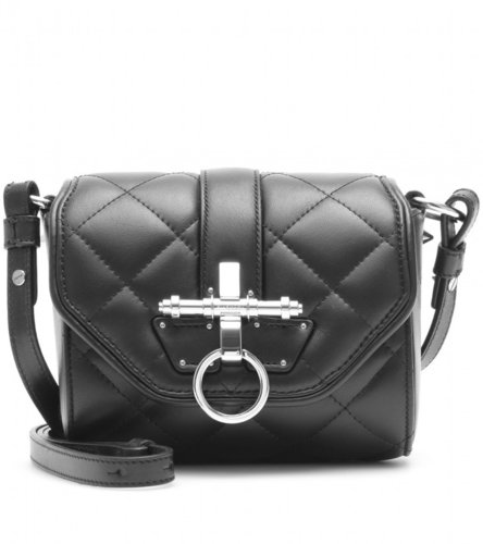 Givenchy OBSEDIA MINI QUILTED LEATHER SHOULDER BAG
