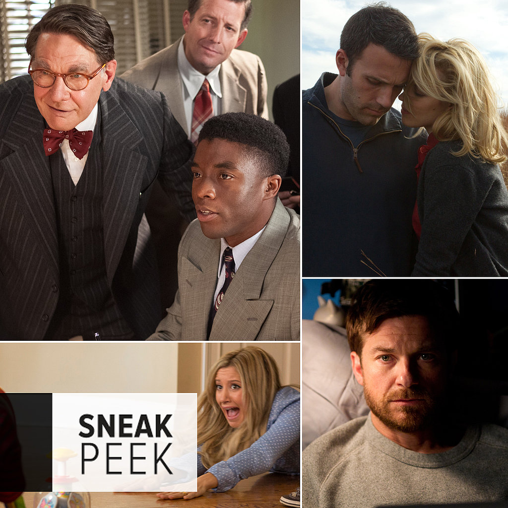 Movie Sneak Peek: 42, To the Wonder, Disconnect, and Scary Movie 5