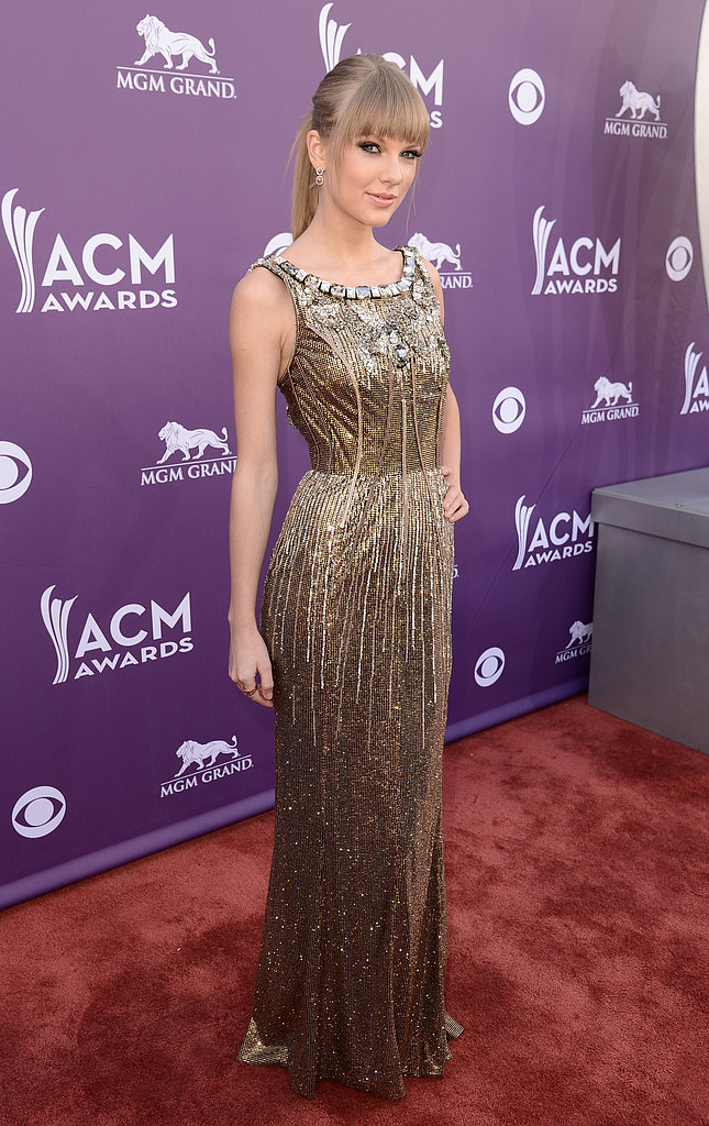 Taylor Swift and Carrie Underwood Bring Glamour to the ACM Awards