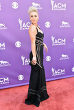Kaley Cuoco at the ACM Awards.