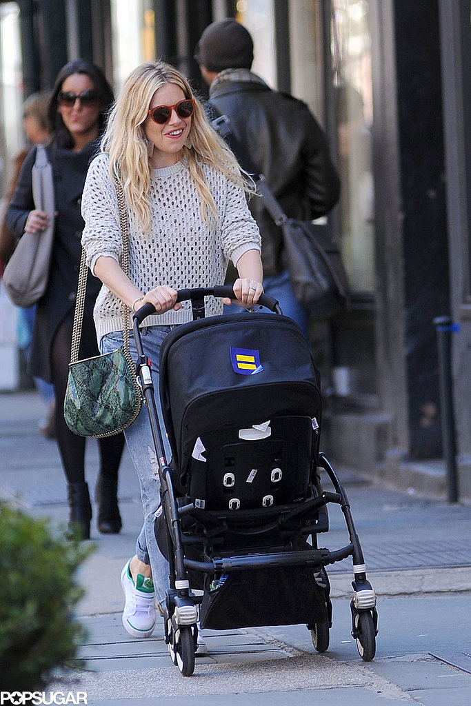 Sienna Miller Shows Support For Gay Marriage During Outing With Marlowe