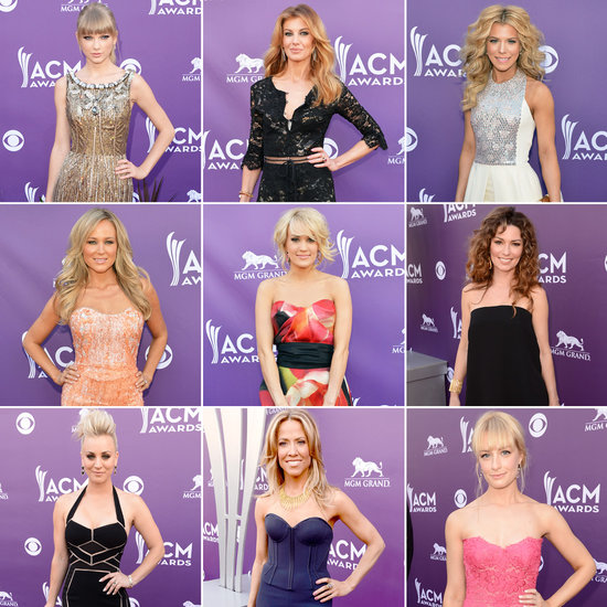ACM Awards: Who Wore What