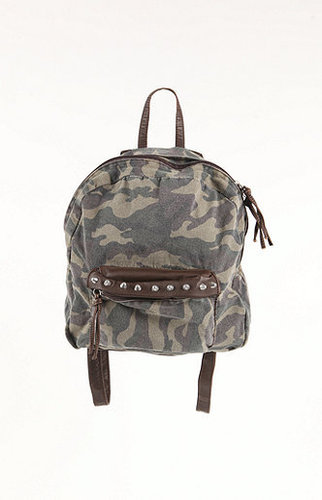 Kirra Camo Stud Backpack