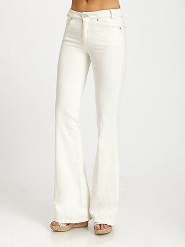 MiH Jeans Marrakesh Aviator Kick Flare Jeans