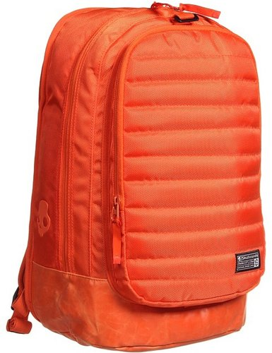Skullcandy - Coin Backpack (2012) (Orange) - Bags and Luggage