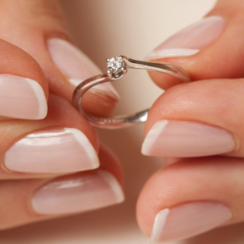 Engagement rings popsugar fashion for Wedding ring prices average