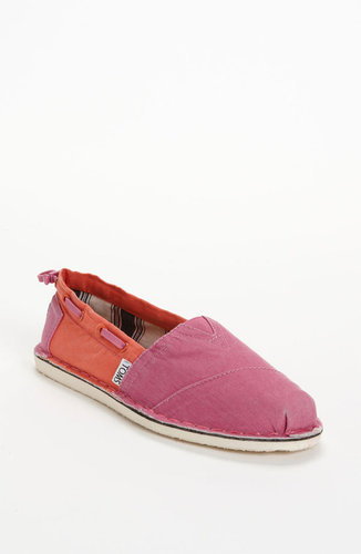 TOMS 'Bimini - Two Tone' Slip-On (Women)