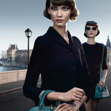 Model Takeover: Louis Vuitton's Alma Campaign May Be the Beginning of a New Era