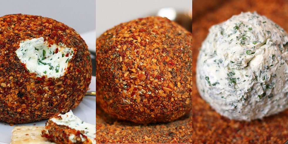 Who Doesn't Love a Good Cheese Ball?