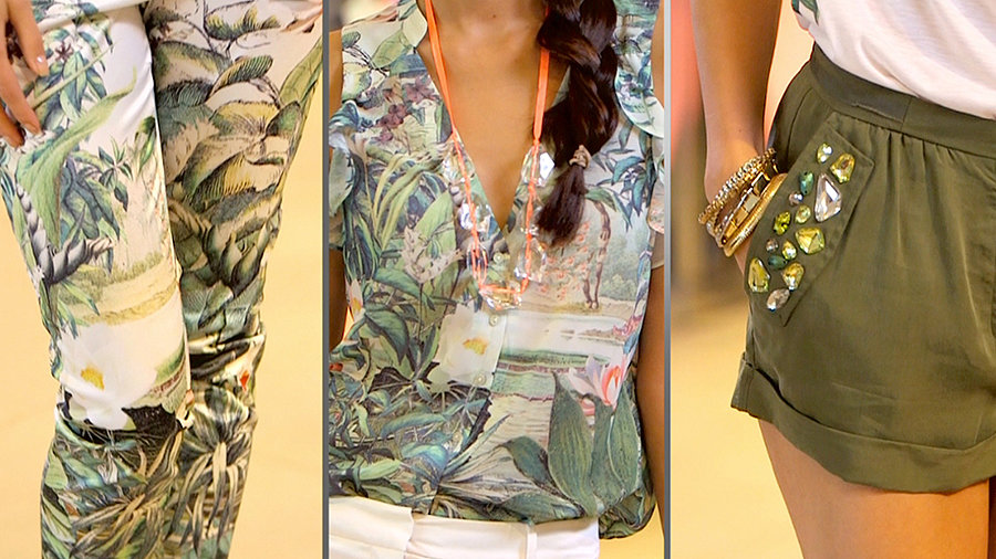 Our Picks From H&M's Tropical-Inspired Spring Conscious Collection