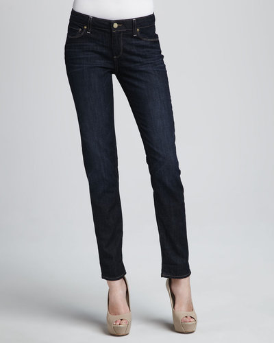 Paige Denim Slim Boyfriend Jeans