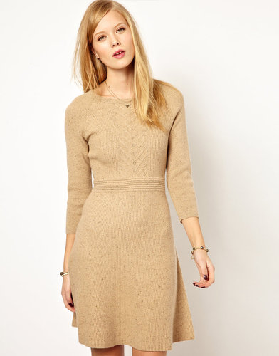 NW3 Knitted Flared Dress