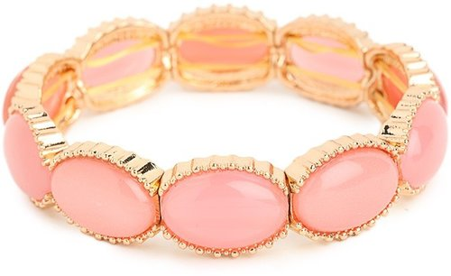 Rose Ovoid Bangle