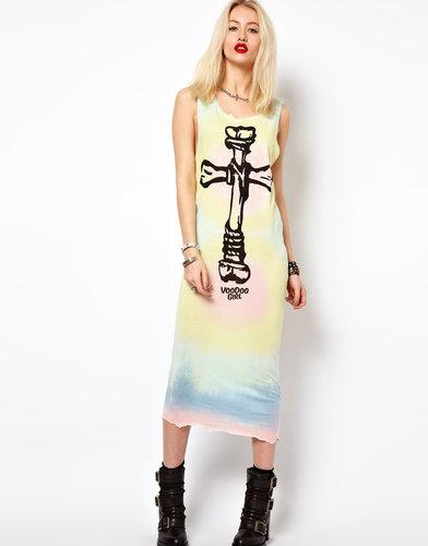 Voodoo Girl Cross Bones Dress