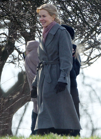 Nicole Kidman filmed Before I Go to Sleep in London.