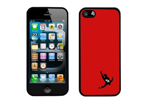 Snag one of the show's most iconic images for your phone with this Mad Men-inspired iPhone 5 case ($16).