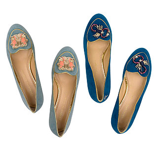 Shop Charlotte Olympia's Cosmic Shoes