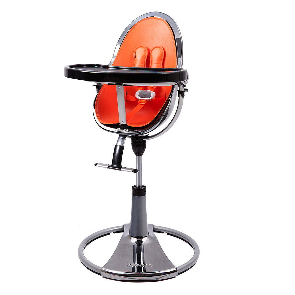 Fresco Chrome High Chair — Special Edition