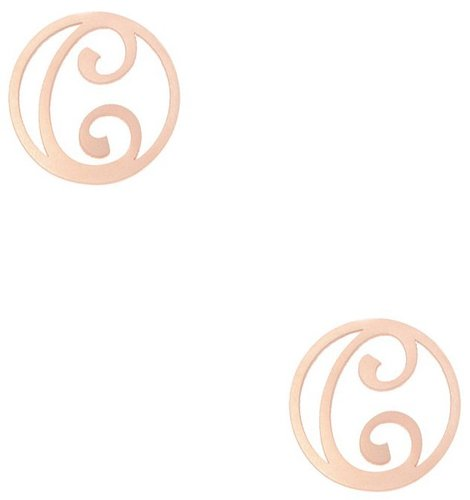 K Kane Signature Ear Studs (Ships 4 Weeks from Order Date)