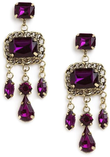 Violet Chain Cascade
