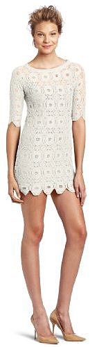 Sam & Lavi Women's Scarlett Lace Dress