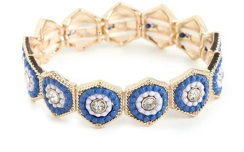 Blue Notre Bracelet