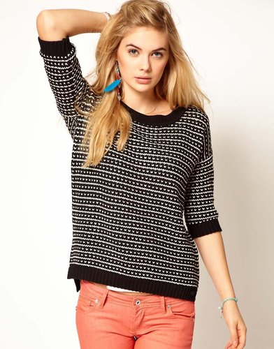 Pepe Jeans Flecked Sweater