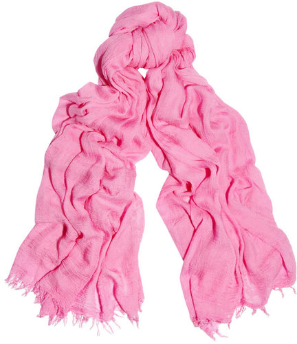 Isabel Marant Jepson fringed jersey scarf